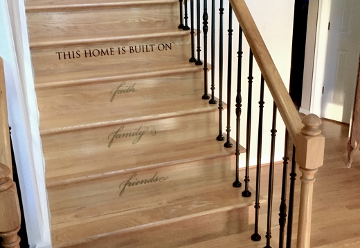Virginia Va State Stair Baluster Install
