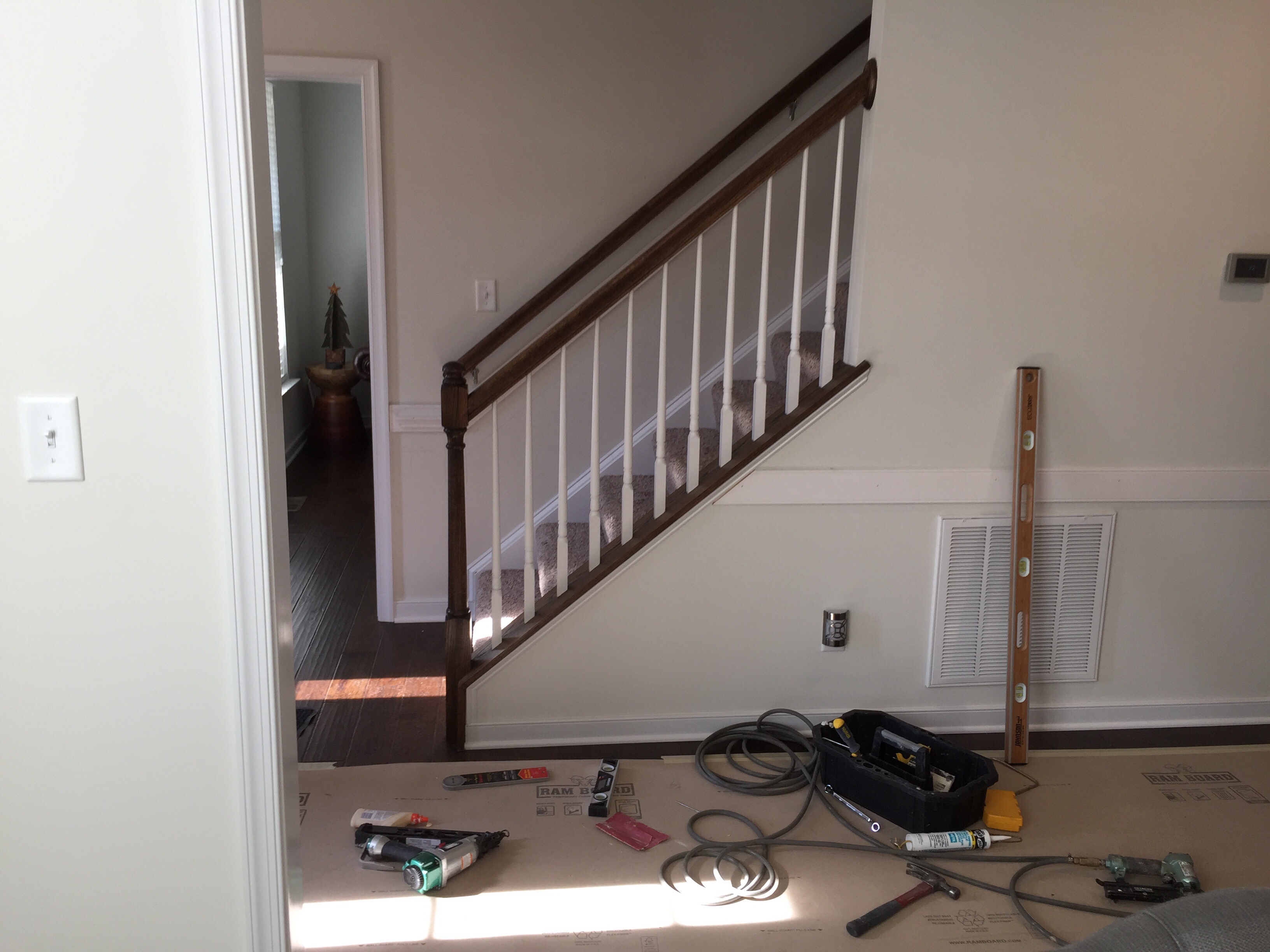 Wainscoting in Virginia